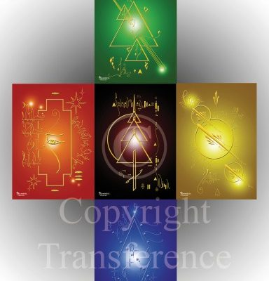 INTERDIMENSIONAL STAR GRID 384x400 - INTER-DIMENSIONAL STAR GRID TEMPLATE SET