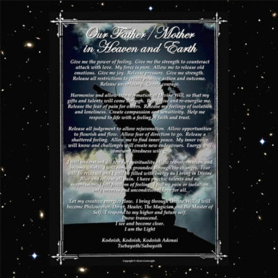Prayer of New Millenium Template Covers for Web 400x400 - PRAYER OF THE NEW MILLENNIUM TEMPLATE