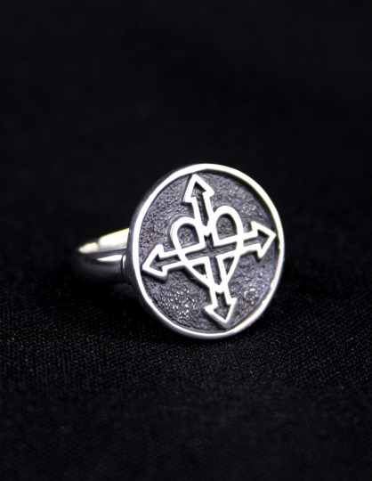 Dragon Power, Transference Healing, Merlin, Jewellery, Jewelry, Sterling Silver, Healing, Protection, Ring