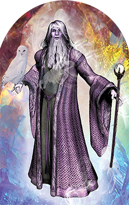 MERLIN SACRED OILS GODS 100 DPI WEB READY PNG - GODS & GODDESSES OF THE MYSTERY SCHOOL