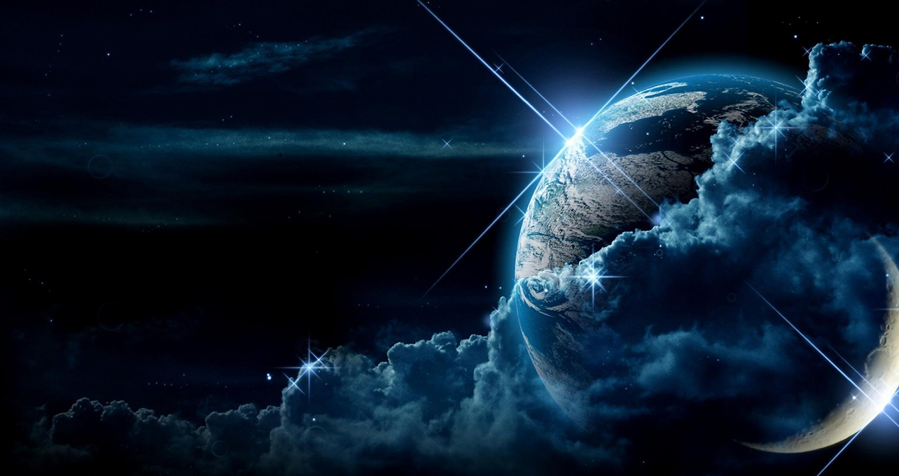 EARTH SPACE BACKGROUND 1 - Trance Channel - Aug PM Session