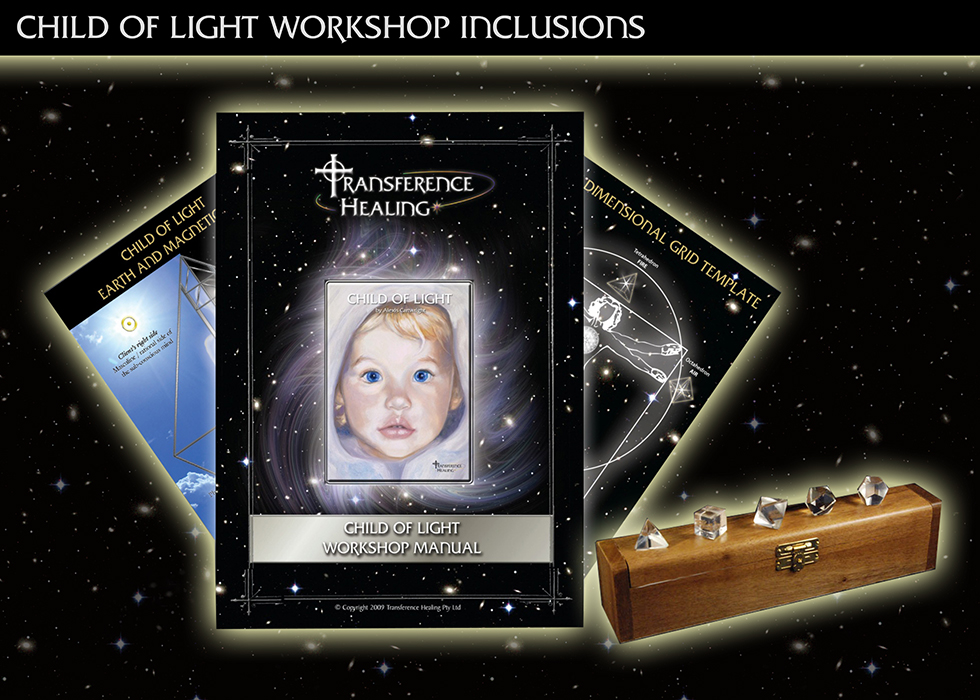 CHILD OF LIGHT WORKSHOP INCLUSIONS