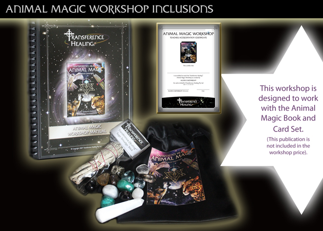 ANIMAL MAGIC WORKSHOP INCUSIONS INCLUSIONS