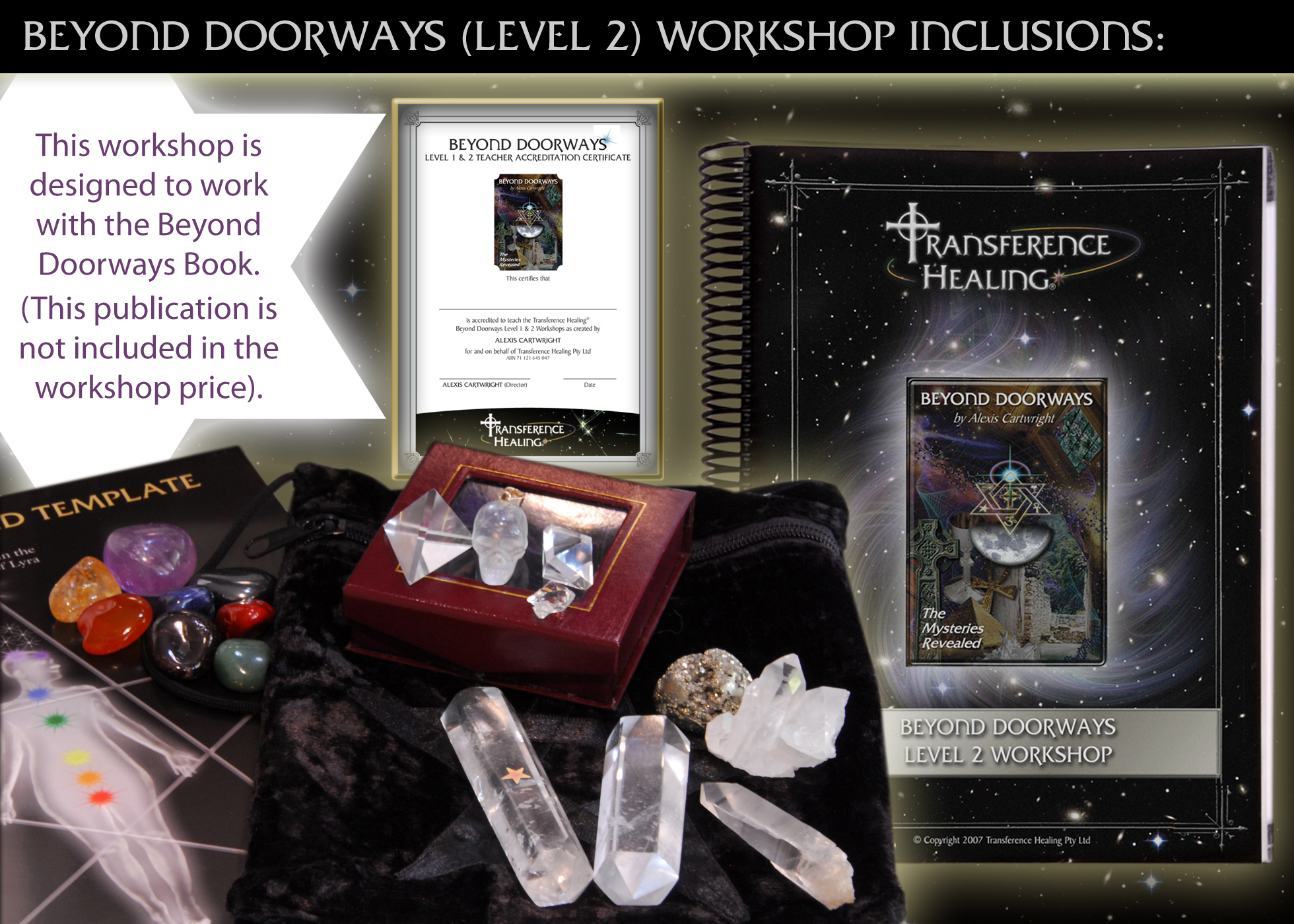 BEYOND DOORWAYS LEVEL 2 INCLUSIONS