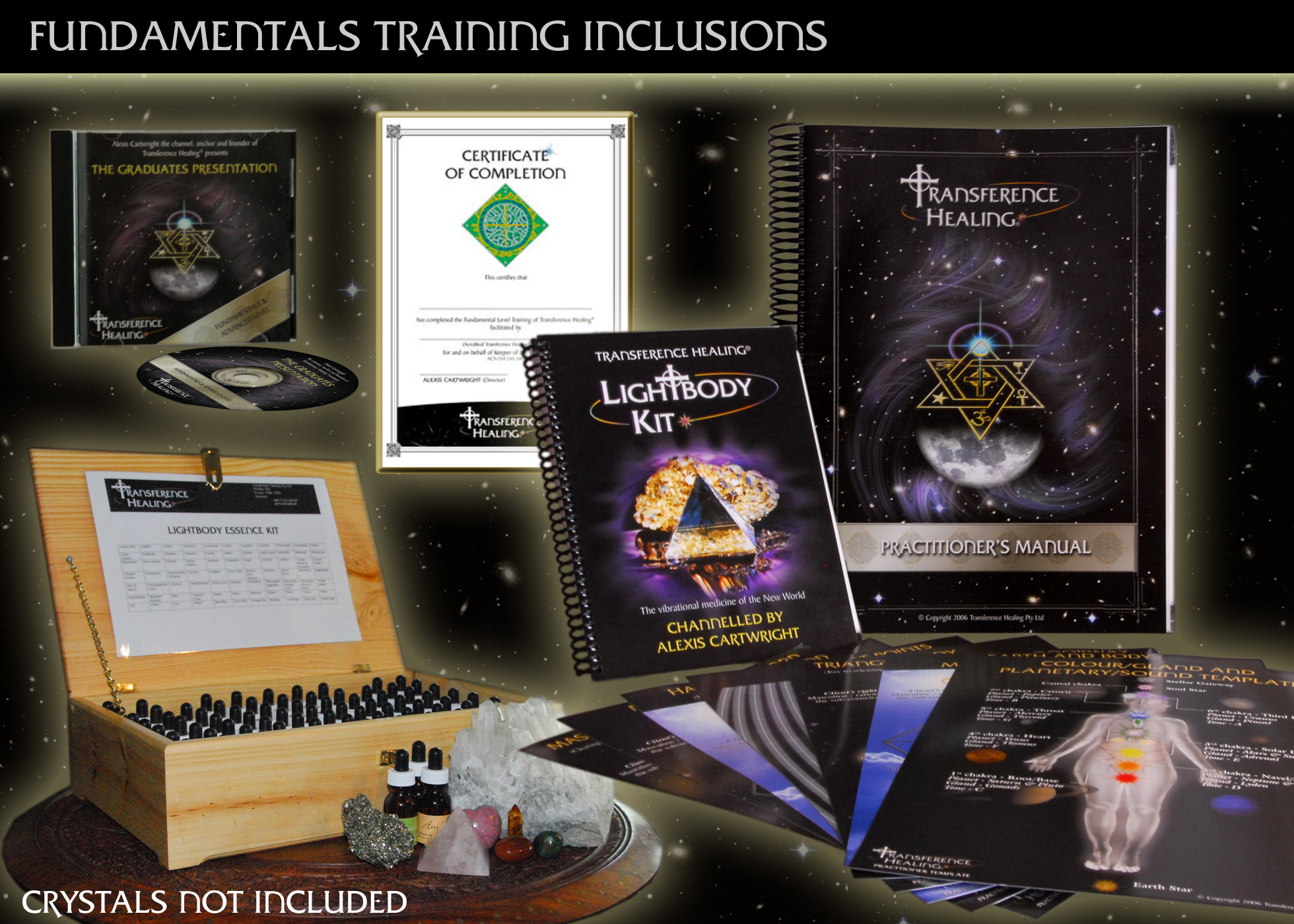 FUNDAMENTAL TRAINING INCLUSIONS