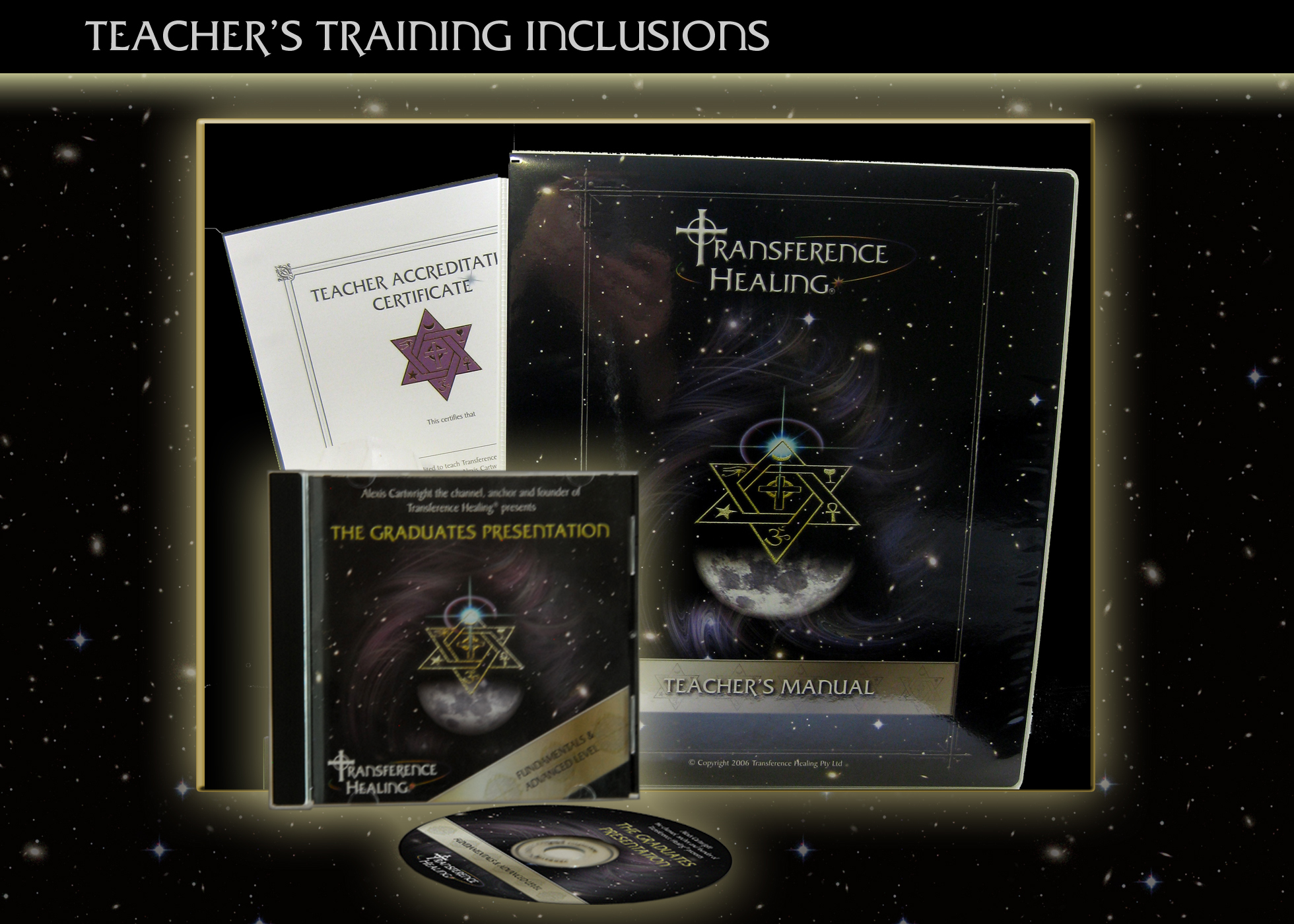 TEACHER'S TRAINING INCLUSIONS