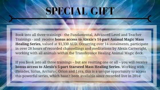 ONLINE UK TRAINING - SPECIAL GIFT
